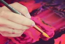 In Nanette's Studio / by Nanette Lepore