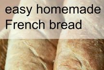 Bread and Bread Recipes / by Kathy Hester | HealthySlowCooking.com