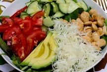 Salads.......yum