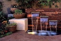 Water Features for your backyard