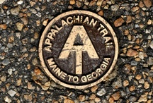Appalachian trail / Trail name Billygoat / by Micheal