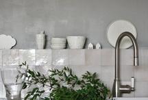 Tile tile tile / Interior design