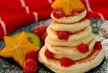 Mrs. Gray's Holiday Breakfast / {Sponsored Board}
