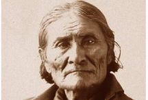 Geronimo & family / June 1829-February 17-1909 / by Micheal