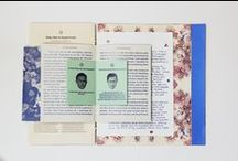 PUB / publications / zines / layout / newspapers / books / by Lila Burns