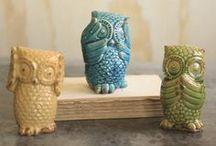 Owls / by Amy Lawing