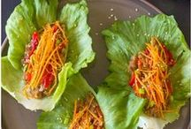 vegan recipes: appetizers / Dips, little bites and other appetizer recipes / by Kathy Hester | HealthySlowCooking.com