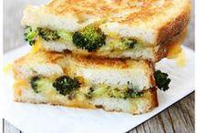 Vegan Recipes: sandwiches and patties / vegan sandwiches, vegan patties, vegan burgers