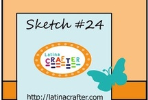 Latina Crafter Sketches