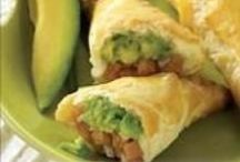 Vegan recipes - avocado / by Kathy Hester | HealthySlowCooking.com