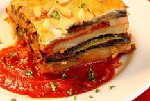 Vegan recipes - eggplant / eggplant recipes for any meal. dessert, dinner, breakfast and more.