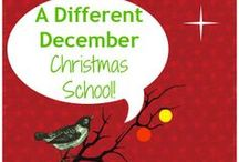 Homeschool - Christmas