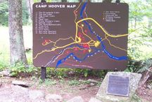 Camp Hoover hike-SNP / by Micheal