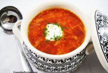 European Delights / Share your favorite recipes / by GrabandgoRecipes.com Home Cooking