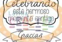 Celebrando y Gracias
