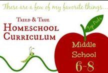 Homeschool - Middle School