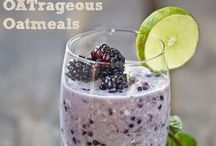 OATrageous Oatmeal Recipes / Healthy vegan recipes and reviews for my newest book OATrageous Oatmeals. Expect sweet, savory and always exciting easy oat recipes for steel cut, rolled, Scottish and even whole oat groats!
