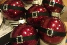 Christmas Crafts: Ornaments