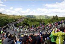 Le Tour de France Grand Départ in Yorkshire 2014