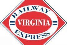 Virginia Rail Express / by Micheal