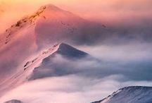 Mountains / love of my life . especially the Tatra Mountains [Poland]