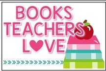 Books Teachers Love / Book recommendations from 12 certified elementary and special education teachers. We talk about 12 new books each month, sharing lesson ideas and crafts to go along with them.