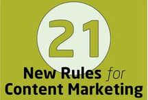 All about CONTENT MARKETING / Content Marketing and Content Strategy