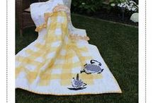 Accents _ new home in Gingham / by MADAMESAMM
