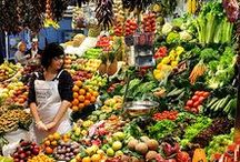 Food Markets / Food markets around the world. What food markets you should visit in different cities and countries.