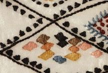 ::: embroidery & stitching ::: / by Cristina EGEA