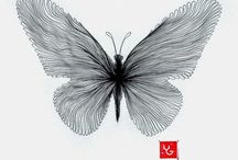::: mariposas ::: / by Cristina EGEA