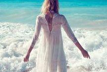 For the beach