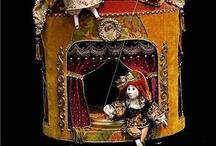 Marionetas, máscaras e outros alter egos / by Ana Rita Fernandes
