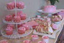American Girl Tea Party / American Girl Doll Themed Birthday Party / by Is My Crazy Showing?