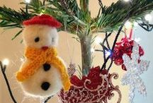 Christmas Crafts / by All Fiber Arts