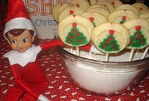 Elf on the Shelf / Santa's Little Spy... / by Diane Cowan