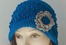 Crochet -- Hats / Crochet Hats seem to be my passion!!  I love to make and donate hats to Cancer Centers, learn new techniques and share patterns with my fellow crochet lovers!