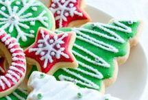 Christmas Crafts and Food