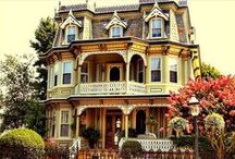 historic homes / Beautiful historic homes.
