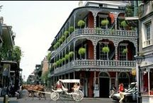 Why we love New Orleans! / Different places in New Orleans