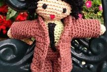 Dr Who / Dr Who Crafts / by All Fiber Arts