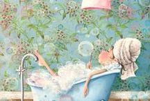 Bath Time - Baños