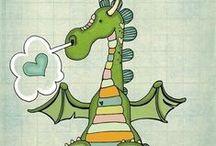 Dragons - Dragones