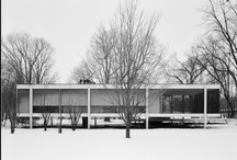 i•dream•of•Mies / Great design & architecture / by Cindy Schroeder Nicoletto
