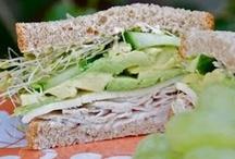 Sandwiches / by Chris Macri