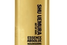 Essence Absolue Liquid Gold  / Essence Absolue first oil-formulated products by Shu Uemura Art of Hair