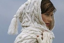For the Love of coats and scarves / by Cherie Driessens