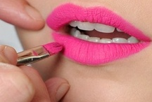 Lips Nails and Make up / by Cherie Driessens