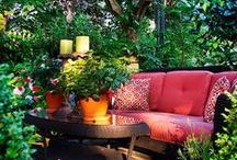 : : garden : : / by Gloria Ballard