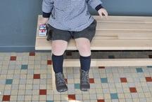 LITTLE CLOTHES / by Chelsea Slaven-Davis